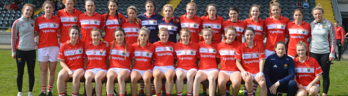Cork Senior Team 2019